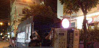 Chuyển nhà trọn gói Quyết Đạt tại phố Nguyễn Chế Nghĩa