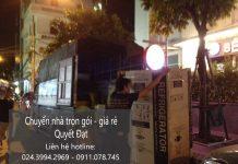 Chuyển nhà trọn gói Quyết Đạt tại phố Bạch Thái Bưởi