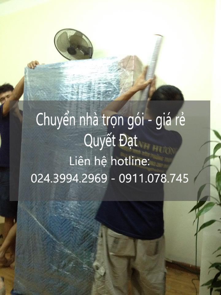 Dịch vụ chuyển nhà trọn gói tại phố Khúc Thừa Dụ