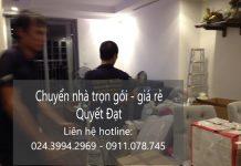 Chuyển nhà trọn gói Quyết Đạt tại phố Từ Hoa