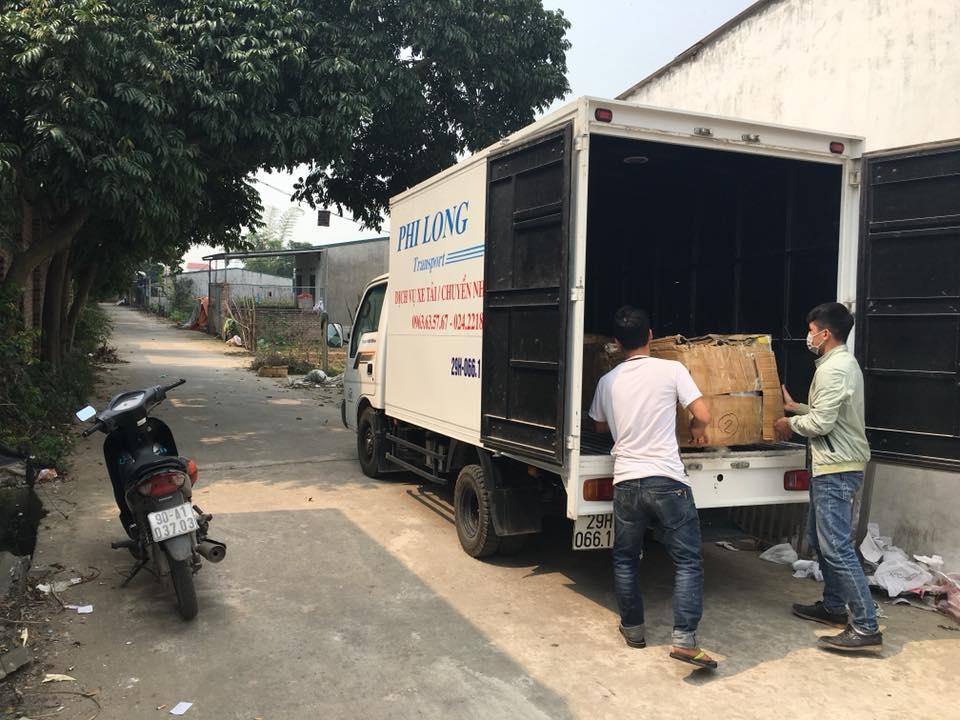 Dịch vụ chuyển nhà trọn gói tại phố Khương Đình 2019