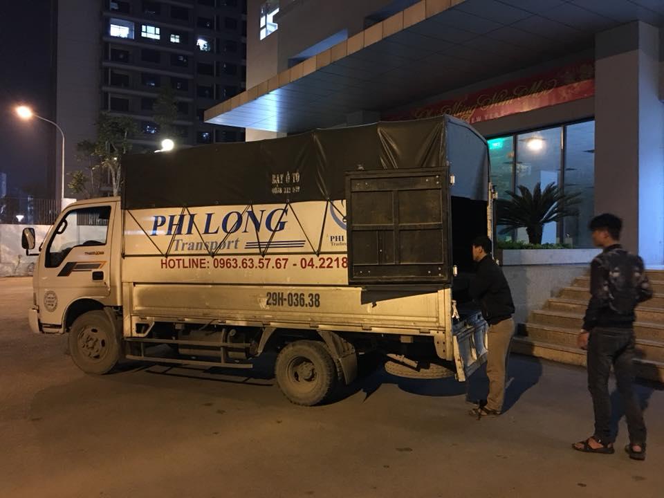 Dịch vụ chuyển nhà tại phố Cửu Việt - 2019