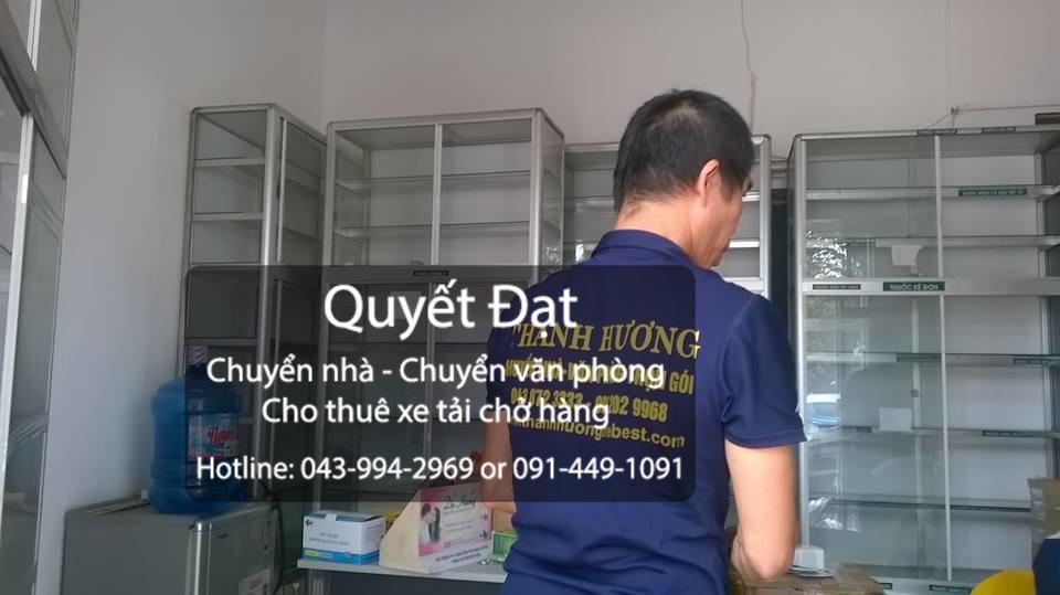 Chuyển nhà trọn gói Quyết Đạt tại huyện Ứng Hòa