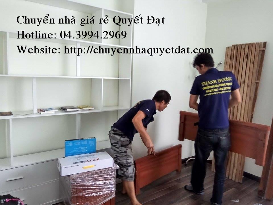Dịch vụ chuyển nhà trọn gói tại phố Nguyễn Thị Định