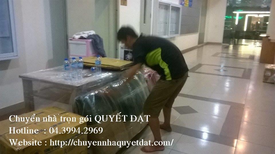 Chuyển nhà trọn gói tại phố Láng Hạ