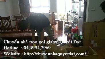 Dịch vụ chuyển nhà trọn gói tại phường Yên Phụ