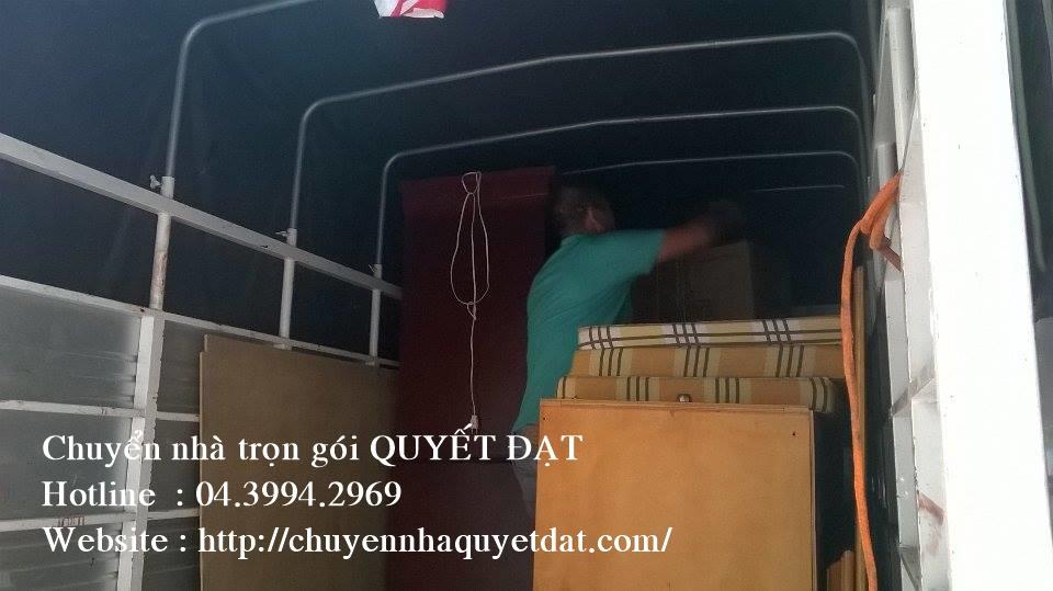 Chuyển nhà trọn gói tại phố Huỳnh Thúc Kháng