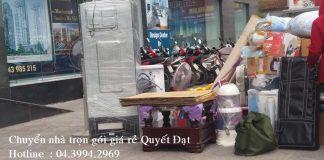 Chuyển nhà trọn gói uy tín tại phố Nguyễn Như Đổ