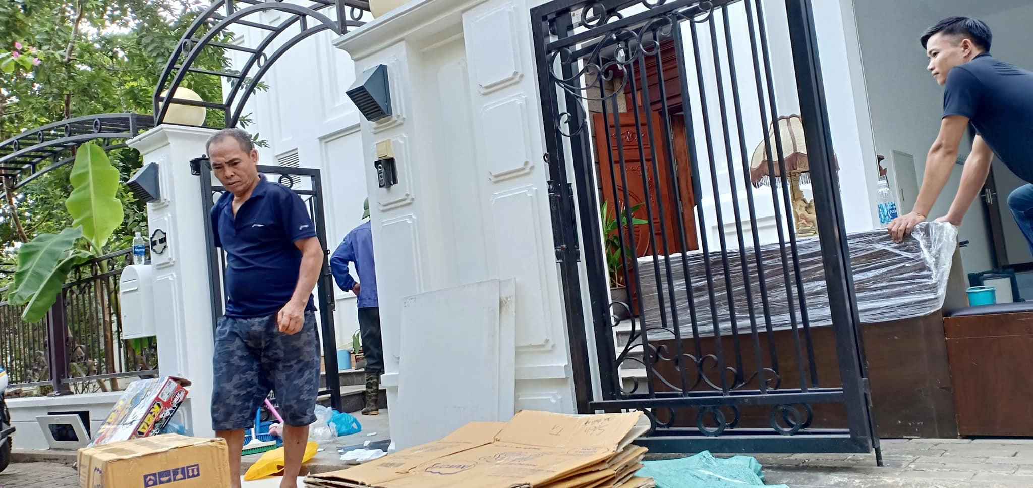 Chuyển nhà trọn gói Quyết Đạt tại phường Long Biên