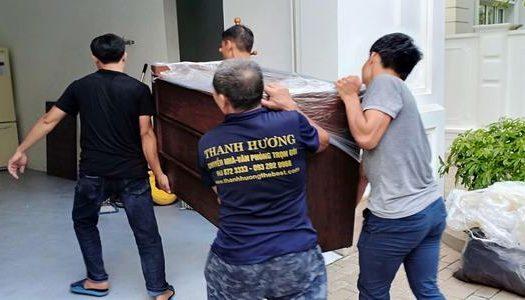 Dịch vụ chuyển nhà trọn gói tại phường Sài Đồng