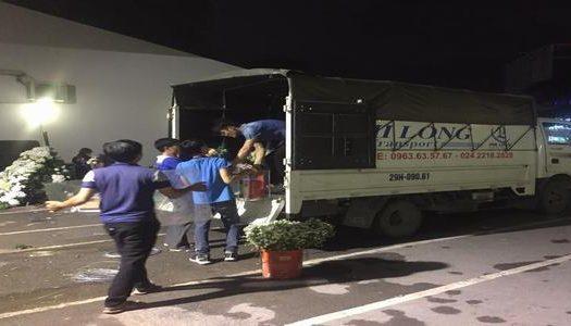 Dịch vụ chuyển nhà trọn gói Quyết Đạt tại phố Chả Cá
