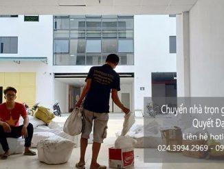 Chuyển nhà trọn gói giá rẻ tại phường Thạch Bàn