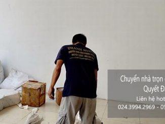 Chuyển nhà trọn gói giá rẻ tại phường Thượng Thanh