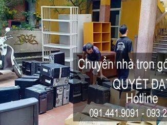 Dịch vụ chuyển nhà trọn gói tại phường Đồng Mai