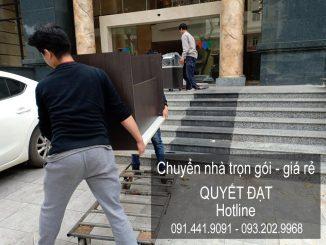 Dịch vụ chuyển nhà trọn gói tại phố Lò Đúc
