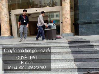 Chuyển nhà Quyết Đạt tại phố Phú Thị