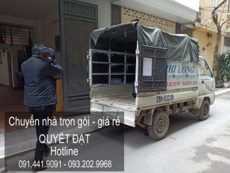 Dịch vụ chuyển nhà trọn gói tại phố Nguyễn Bỉnh Khiêm