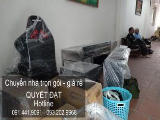 Dịch vụ chuyển nhà trọn gói tại phố Cao Thắng