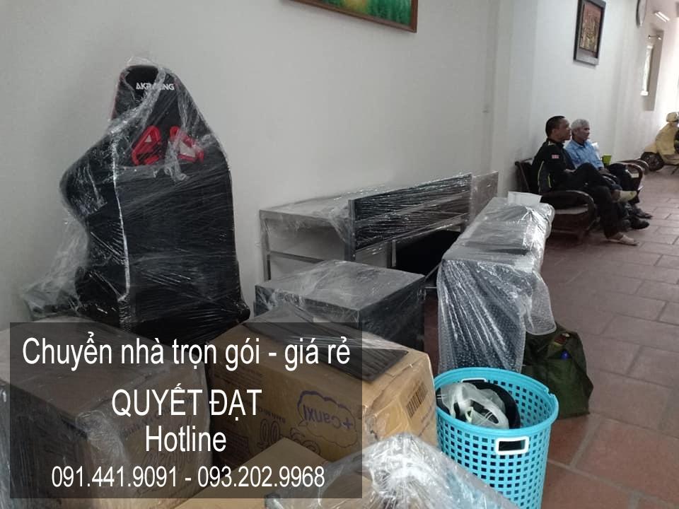 Dịch vụ chuyển nhà trọn gói tại phố Kiêu Kỵ