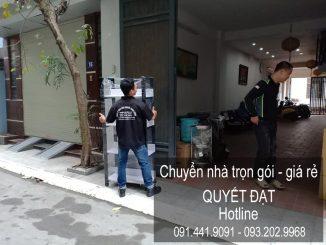 Chuyển nhà trọn gói Quyết Đạt tại phố Hà Huy Tập
