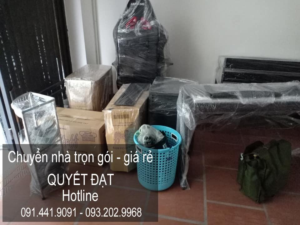 Chuyển nhà trọn gói tại phố Mai Chí Thọ