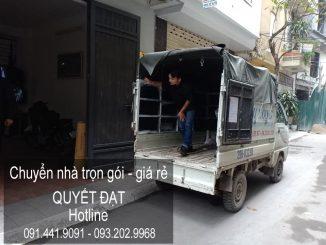 Chuyển nhà trọn gói Quyết Đạt tại phố Lê Văn Linh