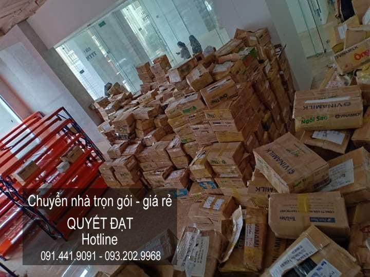 Dịch vụ chuyển nhà trọn tại phố Kim Hoa