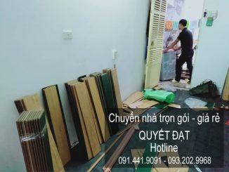 Dịch vụ chuyển nhà trọn gói Quyết Đạt tại phố Vũ Trọng Khánh