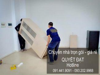 Dịch vụ chuyển nhà tại phố Vũ Hữu Lợi