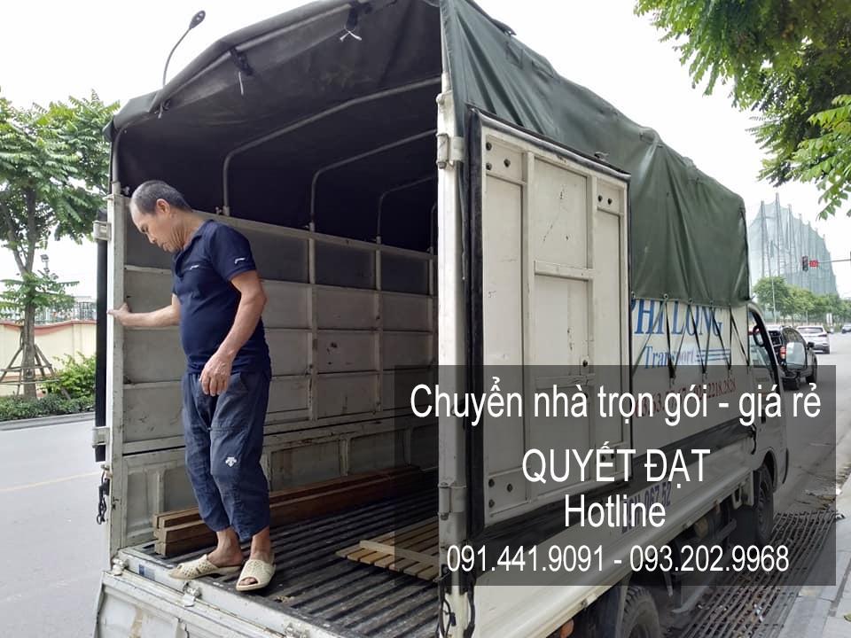 Chuyển nhà trọn gói tại phố Nguyễn Xuân Viết