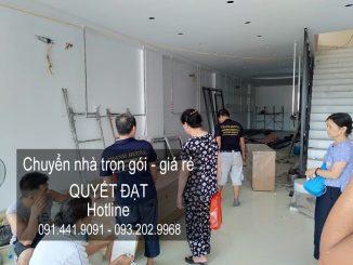 Chuyển nhà Quyết Đạt tại phố Vân Đồn