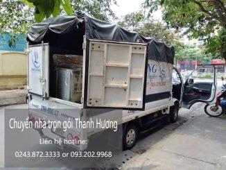 Quyết Đạt chuyển nhà trọn gói tại phố Bồ Đề