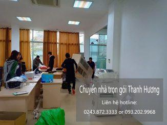 Dịch vụ chuyển nhà tại phố Nguyễn Ngọc Nại