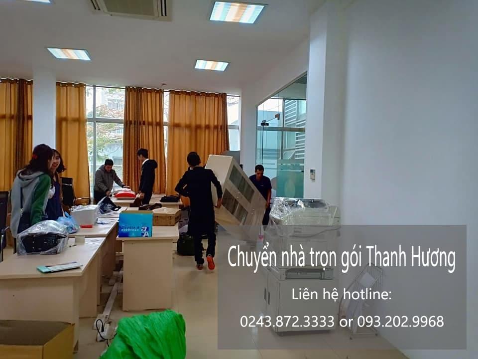 Dịch vụ chuyển nhà tại phố Tân Phong