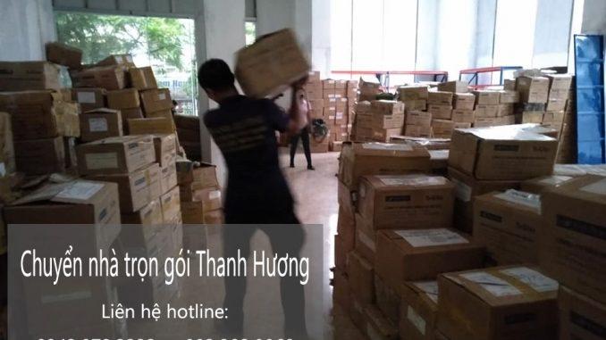 Dịch vụ chuyển nhà Quyết Đạt tại phố Tương Mai