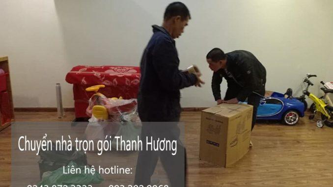 Quyết Đạt chuyển nhà ở phố Đoàn Khuê