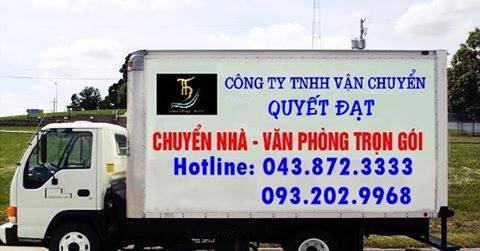 Quyết Đạt chuyển nhà giá rẻ tại phố Bùi Xuân Phái
