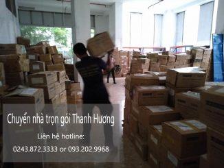 Chuyển nhà trọn gói uy tín Quyết Đạt tại phố Hoàng Quốc Việt