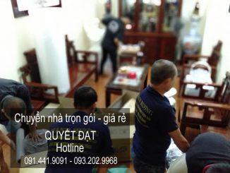Dịch vụ chuyển nhà tại phường Kim Mã
