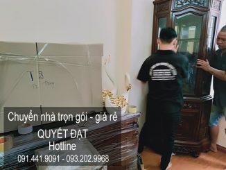 Dịch vụ chuyển nhà tại phường Hàng Gai