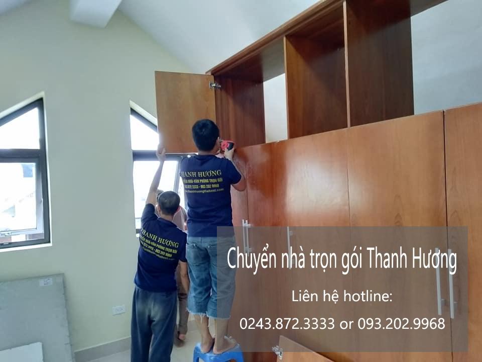 Dịch vụ chuyển nhà tại phường Ngọc Thụy
