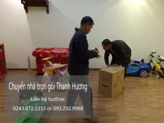 Dịch vụ chuyển nhà Quyết Đạt uy tín tại phường Trương Định
