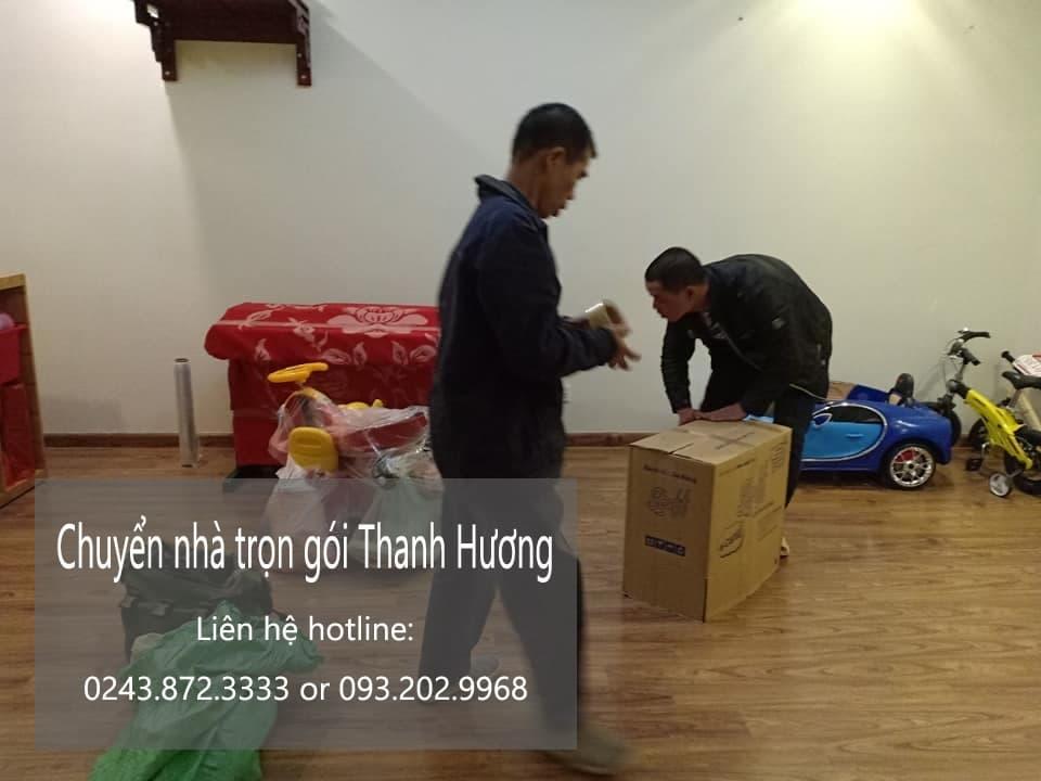 Dịch vụ chuyển nhà tại phường  Láng Hạ