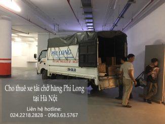 Dịch vụ chuyển nhà uy tín Quyết Đạt tại phố Hoài Thanh