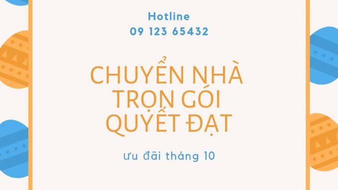 Dịch vụ chuyển nhà tại phường Đồng Mai