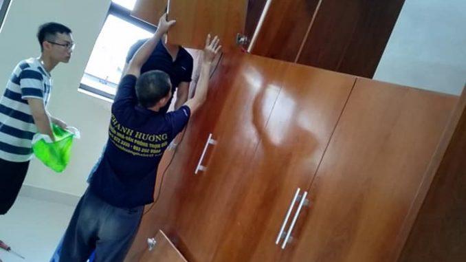 Dịch vụ chuyển nhà Quyết Đạt tại phường Hạ Đình