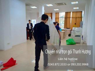 Dịch vụ chuyển nhà Quyết Đạt tại phường Vĩnh Hưng