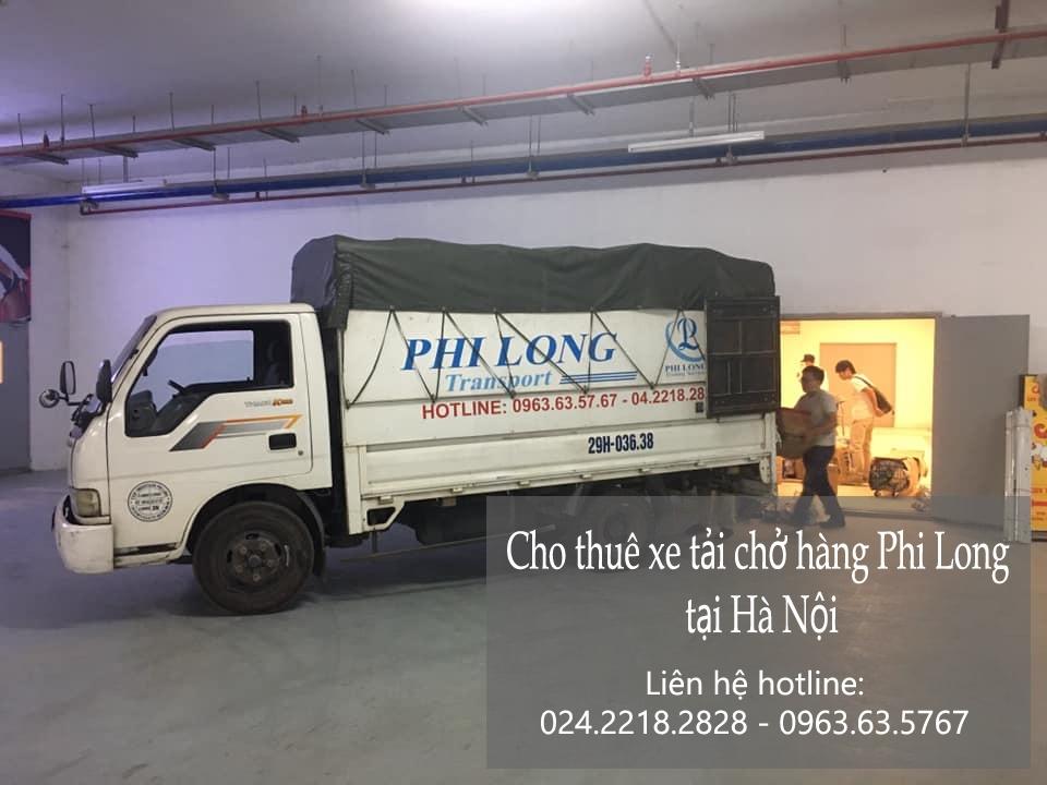 Chuyển nhà giá rẻ Quyết Đạt tại phố Dương Hà