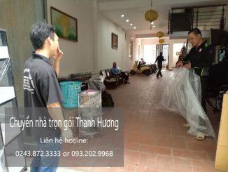 Công ty chuyển nhà chất lượng Quyết Đạt tại phố Yên Thường