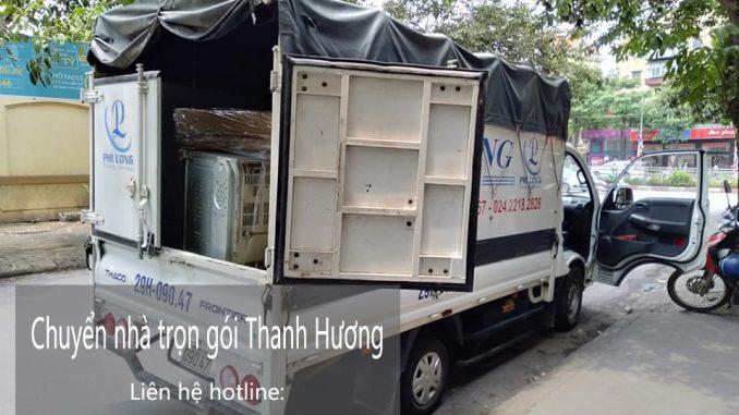 Công ty chuyển nhà trọn gói Quyết Đạt phố Chu Văn An